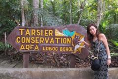 ターシャ保護区 Tasha