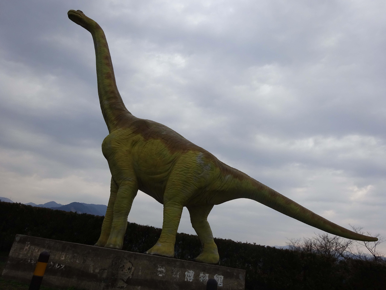 恐竜王国福井のシンボル 迫力の恐竜博物館!!M's story