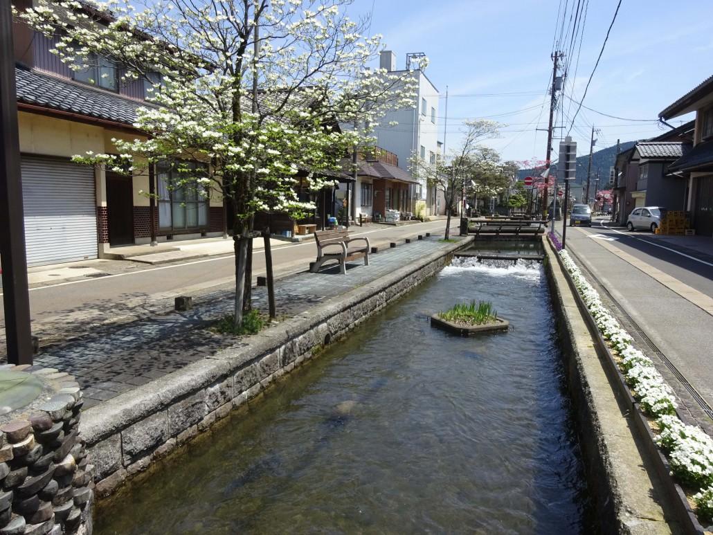 福井の東郷地区