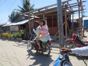 セブ島 バイク