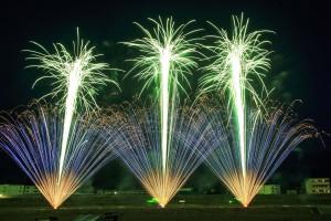 フェニックス祭り 花火