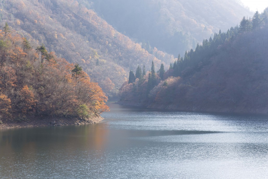 九頭竜湖 福井