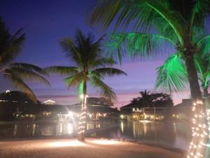 セブ島のプランテーションベイホテル&スパ館内