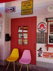 大野市の人気バーガーショップ「ルーシーズマッシュバーガー」